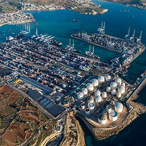 Malta Freeport Terminal