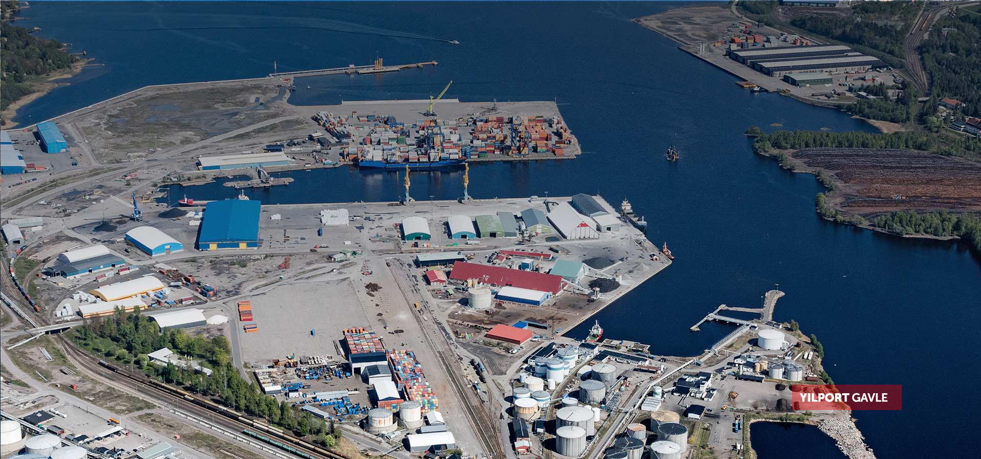 Operador de Puerto Industrial
