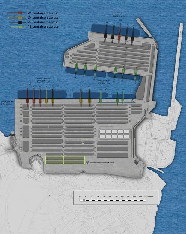 Malta Freeport Terminal Planı